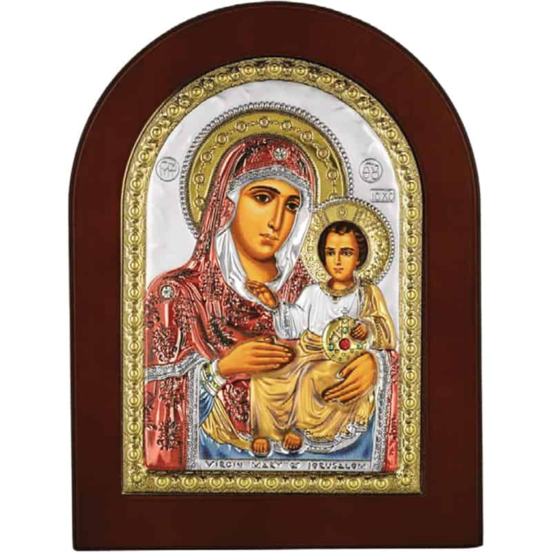 Icon Virgin Mary of Jerusalem