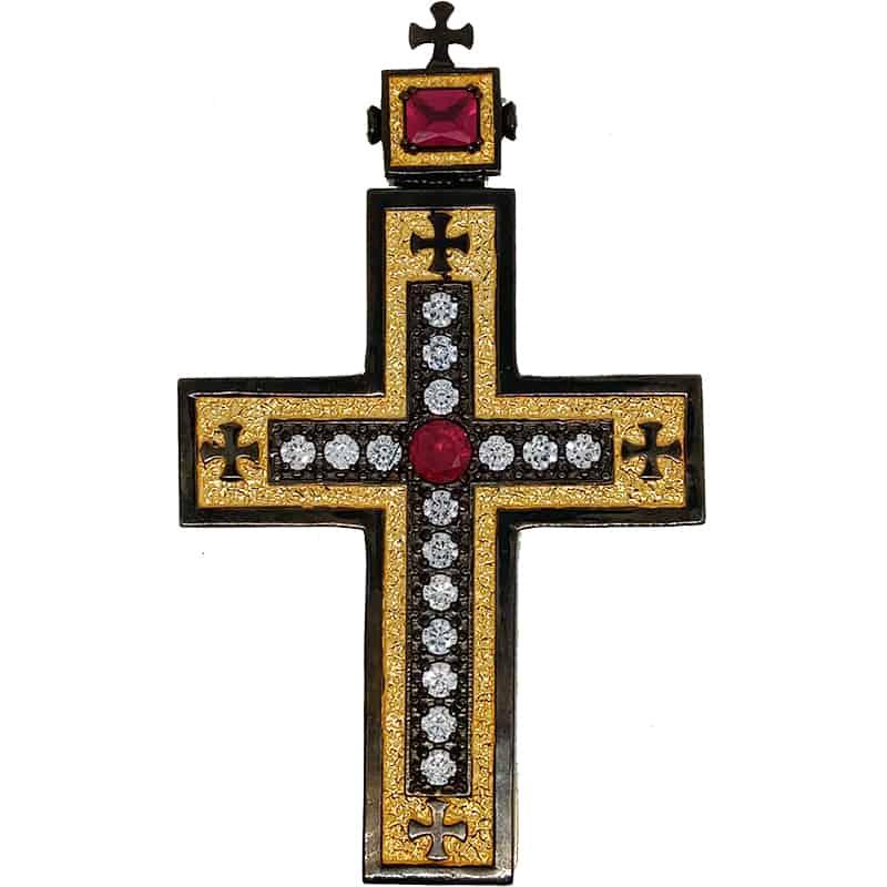 Σταυρός Ασημένιος 11 1