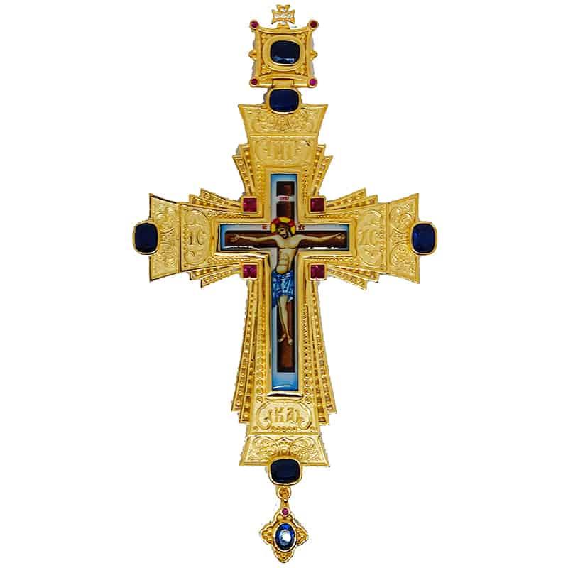 Σταυρός Μπρούτζινος 1 0010505BRB