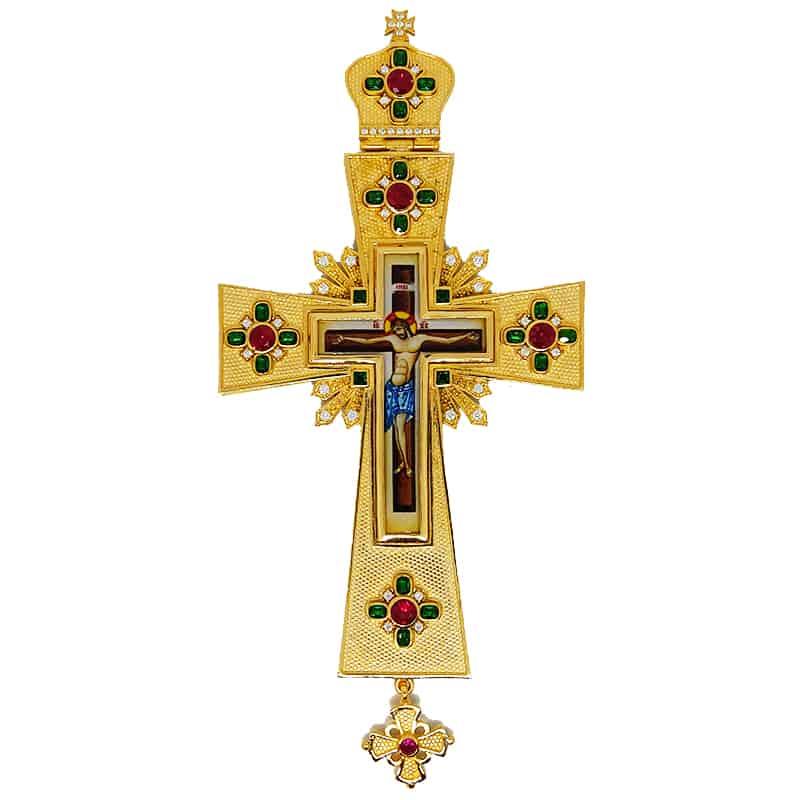 Σταυρός Μπρούτζινος 1 0010508BR 1