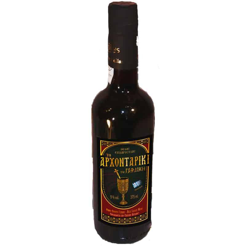 """Вино для Святого Причастия """"Архондарики"""""""