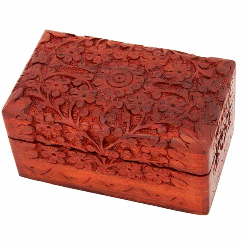Κουτί – Λιβανοθήκη – Λειψανοθήκη