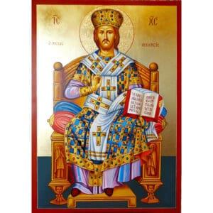 Εικόνα Ιησούς Χριστός Μέγας Αρχιερεύς