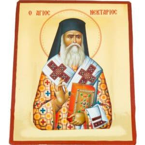 Εικόνα Άγιος Νετκάριος