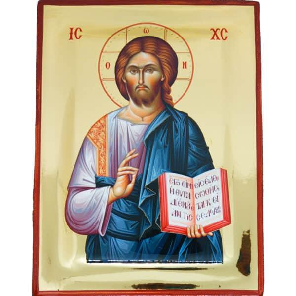 Εικόνα Στιλβωτή Ιησούς Χριστός