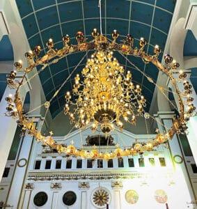 Εκκλησιαστικά φωτιστικά