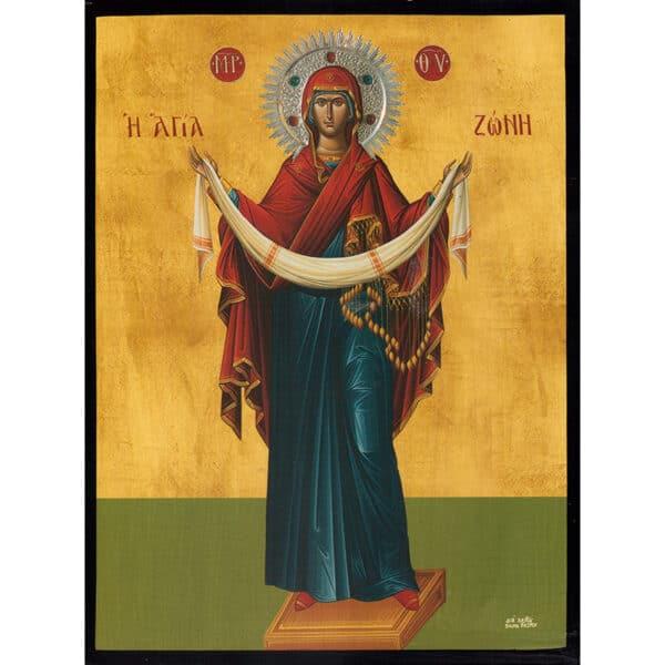 Icon Agia Zoni