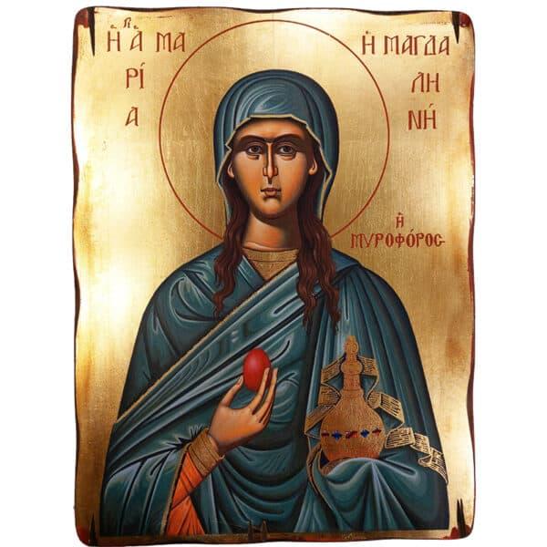 Icon Saint Maria Magdalini