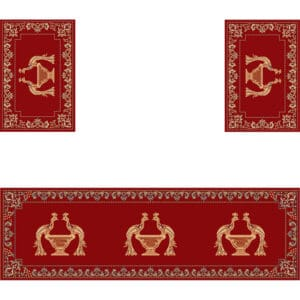 Holy Table carpet set