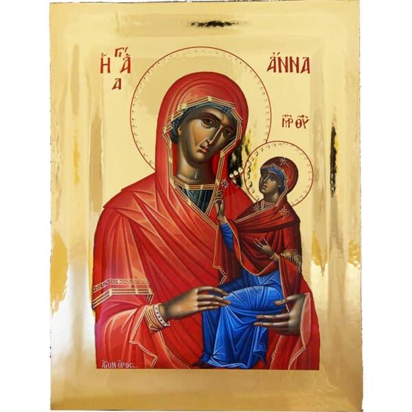 Icon Saint Anna