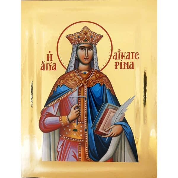 Icon Saint Catherine