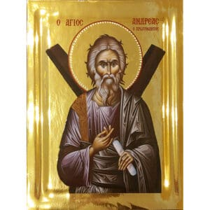 Icon Saint Andrew