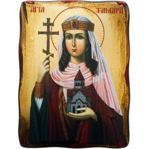Icon Saint Tamara