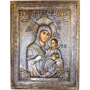 Icon Holy Virgin Mary Bethlehem