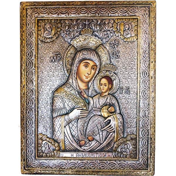 Icon Holy Virgin Mary Bethlehem