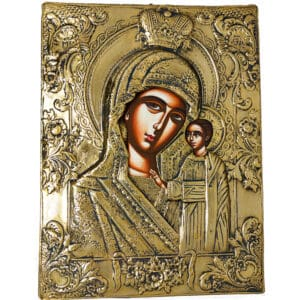 Icon Holy Virgin Mary The Leader