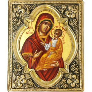 Icon Holy Virgin Mary Giatrissa