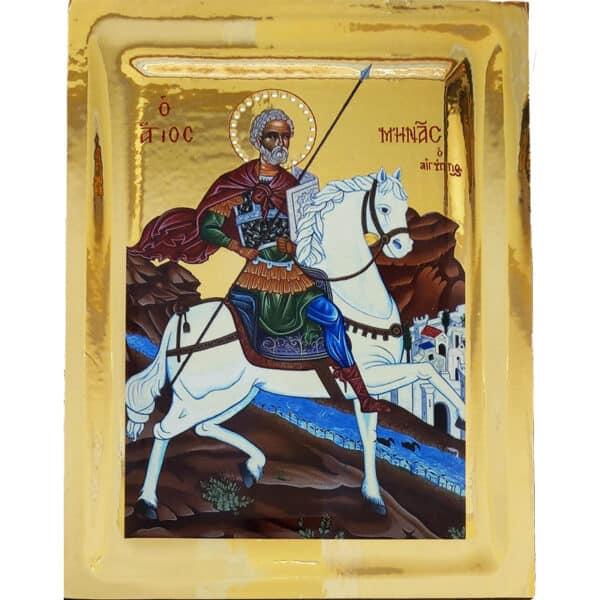 Icon Saint Minas