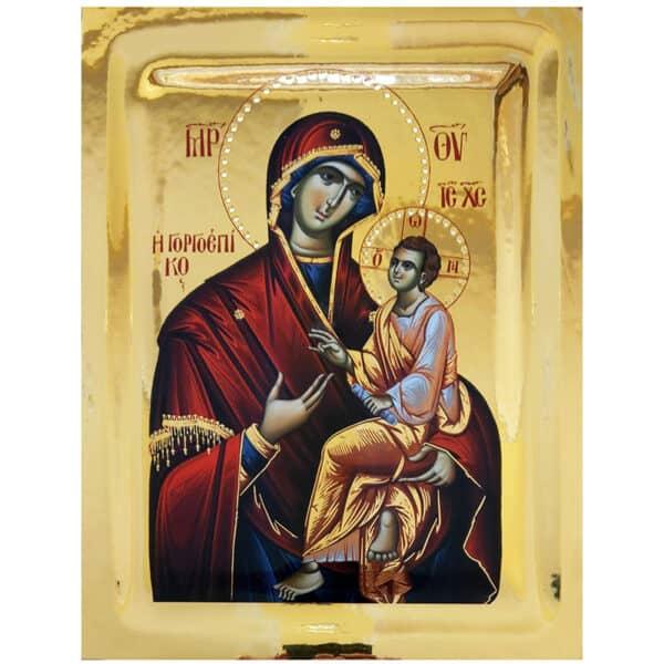 Icon Virgin Mary Gorgoepikoos