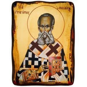 Icon Saint Gregory the Theologian
