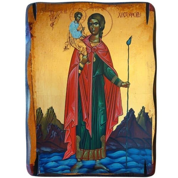 Icon Saint Christopher