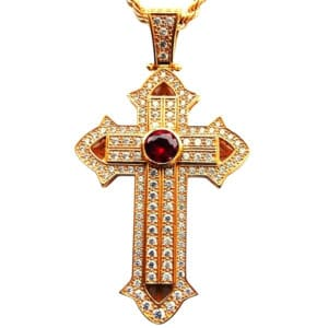 Small Pectoral Cross
