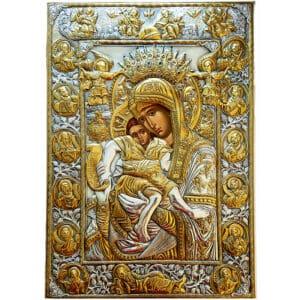 Icon Holy Virgin Mary Axion Esti