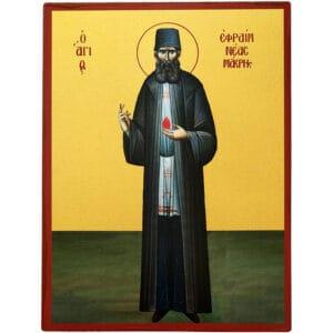 Icon Saint Ephraim