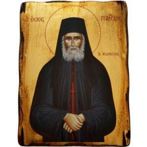 Icon Saint Paisios of Mount Athos