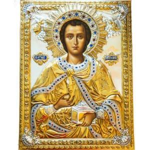 Icon Saint Panteleimon