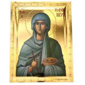 Icon Saint Paraskevi